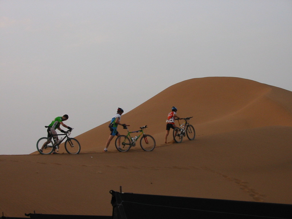 marruecos dunas