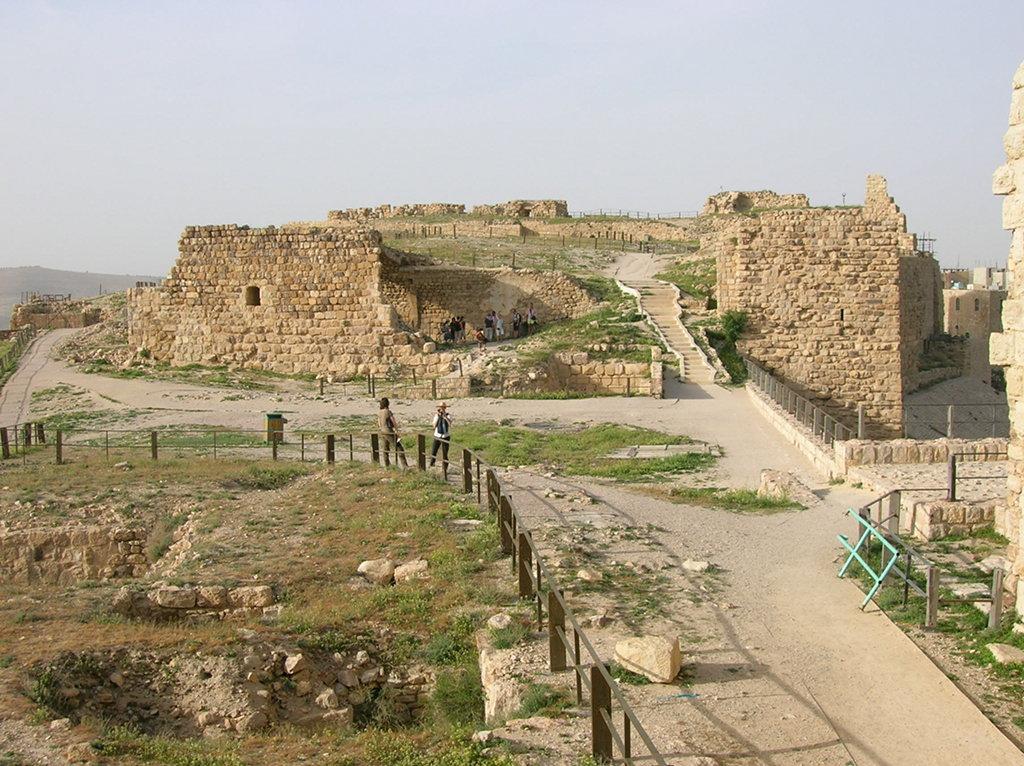 Castillo Al Karak
