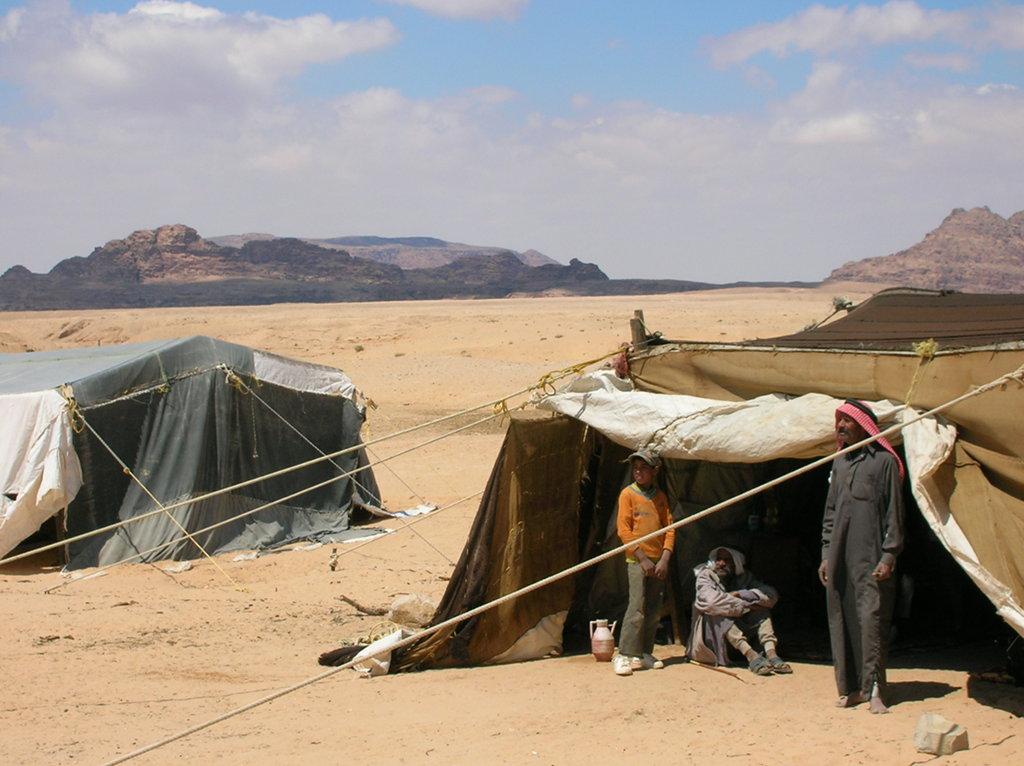 Jordania nómadas