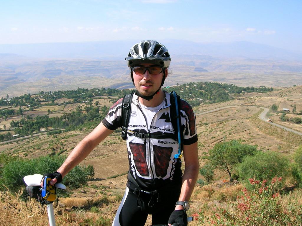 Etiopía, camino a Fetra