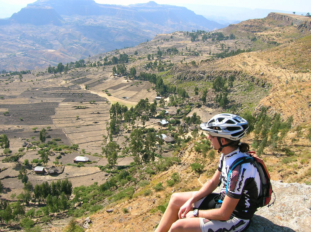 Etiopía paisaje