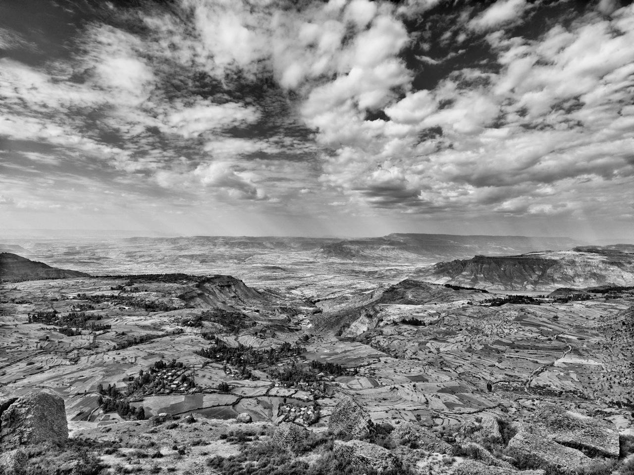 Etiopía, cuenca del Nilo