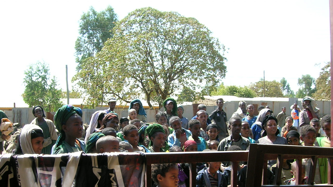Etiopía personas