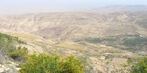 Jordania, de Madaba a Áqaba 1