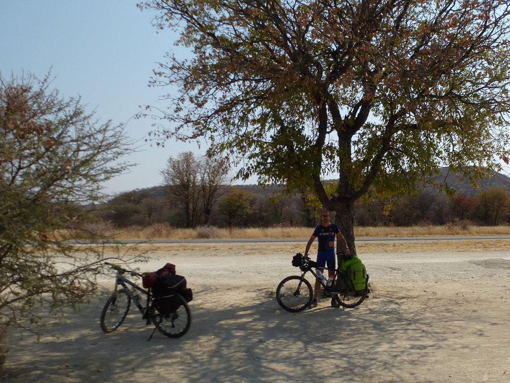 Área de descanso Khorixas
