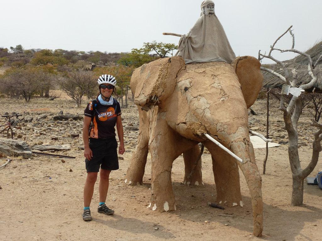 Comenzamos a ver elefantes