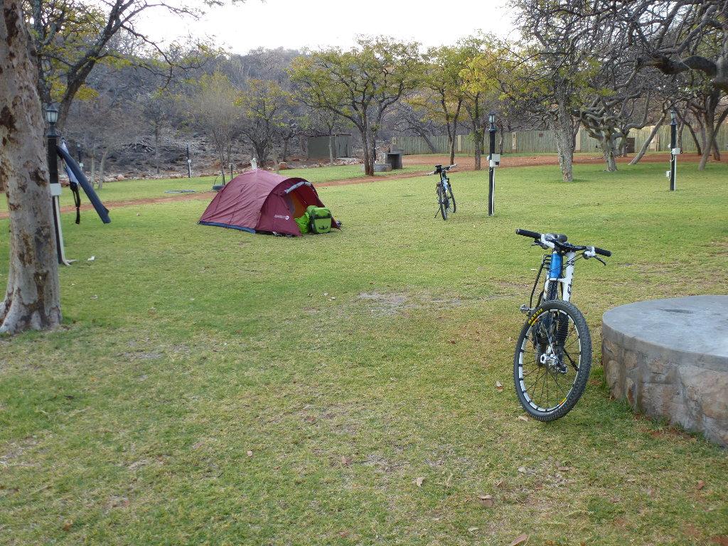 Camping Outjo