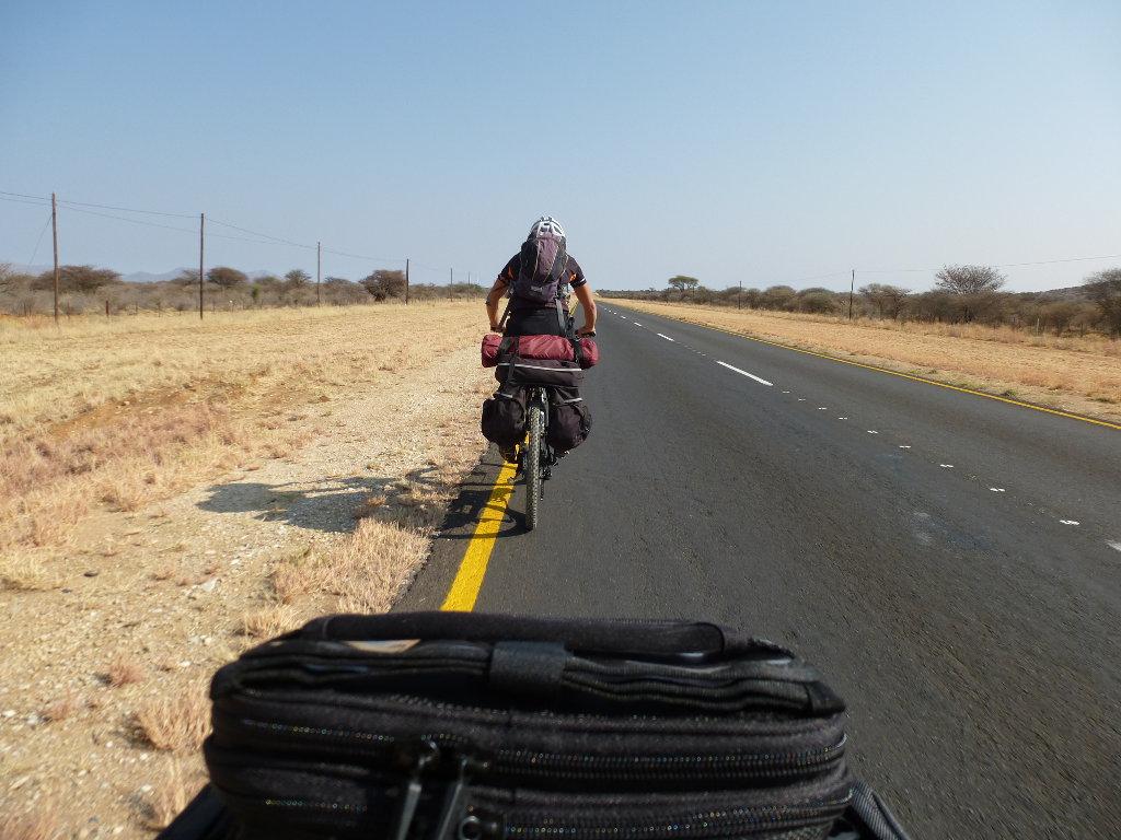 Carretera a Outjo
