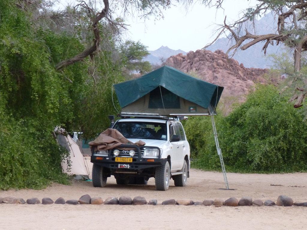 Otra forma de acampar