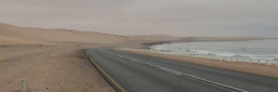 Namibia 7, de Swakopmund a Walvis Bay