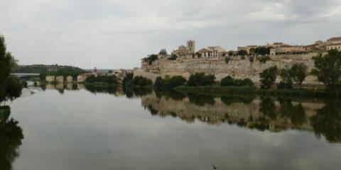 Ruta de la Plata, de Salamanca a Granja de la Moreruela