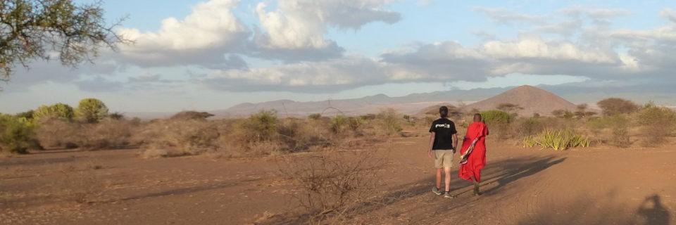 Tanzania 4, de Olpopongi a Kikuletwa Hot Spring