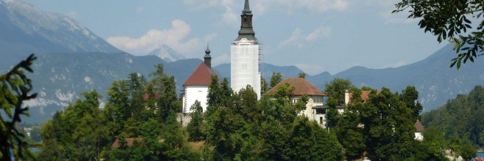 Eslovenia 1, de Ljubliana al lago Bled