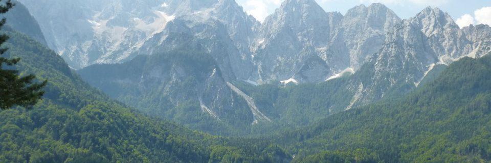 Eslovenia 2, de Bled a Finkenstein