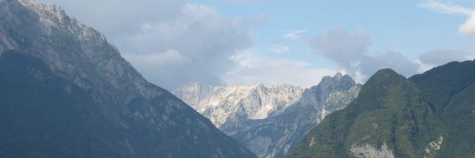 Eslovenia 3, de Finkestein a Bovec