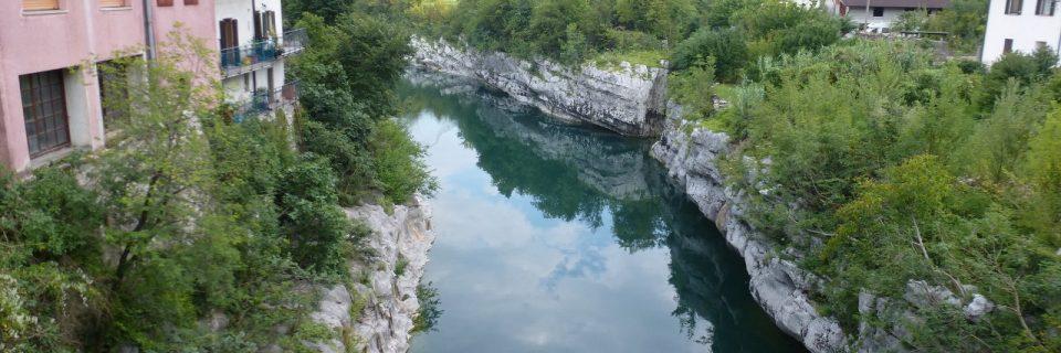 Eslovenia 5, de Kanal a Postojna
