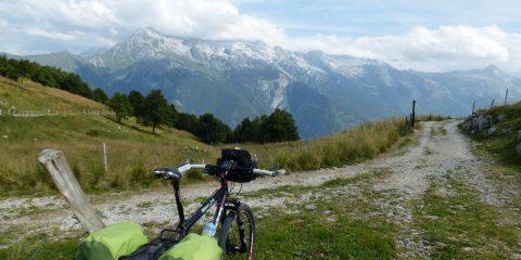Eslovenia 4, de Bovec a Kanal